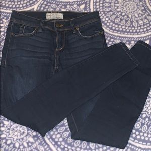 FREE PEOPLE jeans!